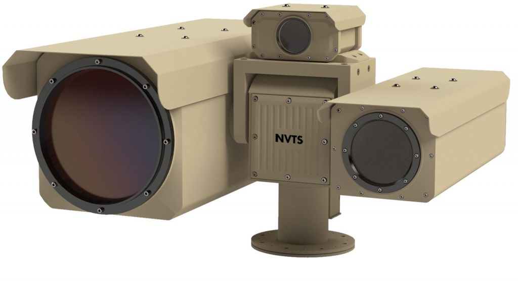 Atlas LRX Long-Range Border Camera