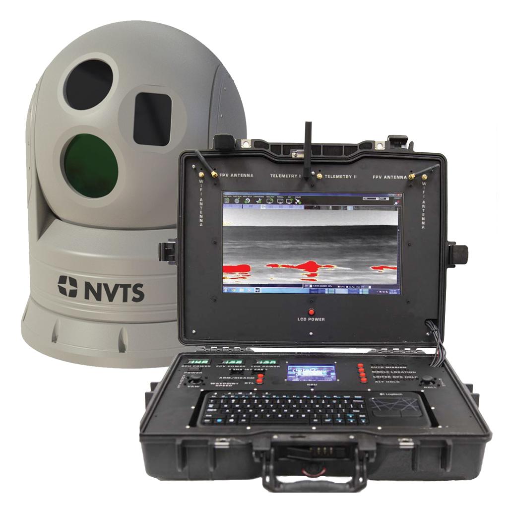 Triton Marine Mammal Detection System